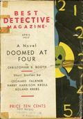 Best Detective Magazine (1929-1937 Street & Smith) Pulp Vol. 15 #6