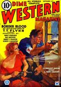 Dime Western Magazine (1932-1954 Popular Publications) Pulp Vol. 6 #3