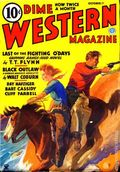 Dime Western Magazine (1932-1954 Popular Publications) Vol. 6 #4