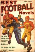 Best Football Novels (1942 Standard Magazines) Pulp Vol. 1 #1