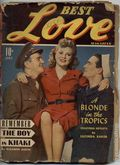 Best Love Magazine (1943 Western Fiction) 2nd Series Vol. 1 #2