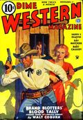 Dime Western Magazine (1932-1954 Popular Publications) Vol. 7 #2