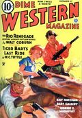 Dime Western Magazine (1932-1954 Popular Publications) Vol. 8 #1