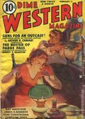 Dime Western Magazine (1932-1954 Popular Publications) Vol. 8 #4