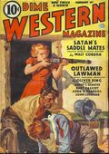 Dime Western Magazine (1932-1954 Popular Publications) Vol. 9 #1