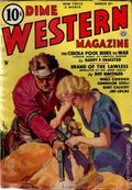 Dime Western Magazine (1932-1954 Popular Publications) Vol. 9 #3