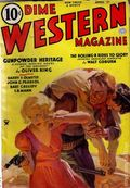 Dime Western Magazine (1932-1954 Popular Publications) Vol. 9 #4