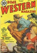 Dime Western Magazine (1932-1954 Popular Publications) Pulp Vol. 10 #2
