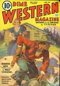 Dime Western Magazine (1932-1954 Popular Publications) Pulp Vol. 10 #3
