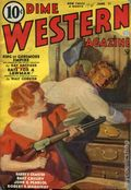 Dime Western Magazine (1932-1954 Popular Publications) Pulp Vol. 10 #4