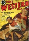Dime Western Magazine (1932-1954 Popular Publications) Pulp Vol. 11 #1
