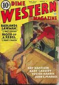 Dime Western Magazine (1932-1954 Popular Publications) Vol. 11 #4