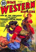 Dime Western Magazine (1932-1954 Popular Publications) Vol. 12 #1