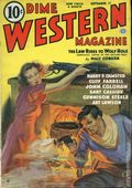 Dime Western Magazine (1932-1954 Popular Publications) Pulp Vol. 12 #2