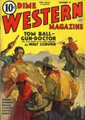 Dime Western Magazine (1932-1954 Popular Publications) Pulp Vol. 12 #4