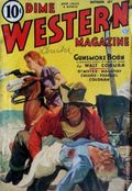 Dime Western Magazine (1932-1954 Popular Publications) Vol. 13 #1