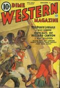 Dime Western Magazine (1932-1954 Popular Publications) Vol. 13 #2