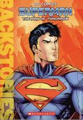 DC Comics Superman: The Man of Tomorrow SC (2016 Scholastic) Backstories 1-REP