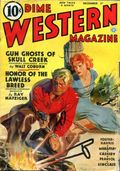 Dime Western Magazine (1932-1954 Popular Publications) Pulp Vol. 13 #4