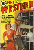 Dime Western Magazine (1932-1954 Popular Publications) Pulp Vol. 14 #3