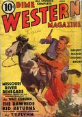 Dime Western Magazine (1932-1954 Popular Publications) Vol. 14 #4