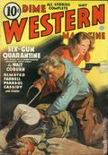 Dime Western Magazine (1932-1954 Popular Publications) Vol. 15 #1