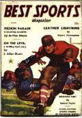 Best Sports (1937-1951 Manvis/Atlas News) Pulp Vol. 1 #1