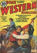 Dime Western Magazine (1932-1954 Popular Publications) Pulp Vol. 17 #2