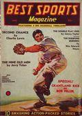 Best Sports (1937-1951 Manvis/Atlas News) Pulp Vol. 1 #3