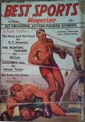 Best Sports (1937-1951 Manvis/Atlas News) Pulp Vol. 1 #4