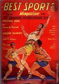 Best Sports (1937-1951 Manvis/Atlas News) Pulp Vol. 1 #5