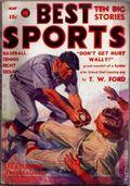 Best Sports (1937-1951 Manvis/Atlas News) Pulp Vol. 1 #6