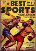 Best Sports (1937-1951 Manvis/Atlas News) Pulp Vol. 2A #1