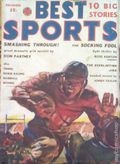 Best Sports (1937-1951 Manvis/Atlas News) Pulp Vol. 2A #2