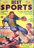 Best Sports (1937-1951 Manvis/Atlas News) Pulp Vol. 2A #4