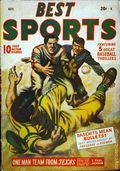 Best Sports (1937-1951 Manvis/Atlas News) Pulp Vol. 2B #1