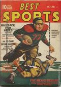 Best Sports (1937-1951 Manvis/Atlas News) Pulp Vol. 2B #2