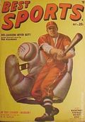 Best Sports (1937-1951 Manvis/Atlas News) Pulp Vol. 2B #3