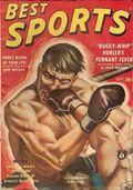 Best Sports (1937-1951 Manvis/Atlas News) Pulp Vol. 2B #4