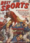 Best Sports (1937-1951 Manvis/Atlas News) Pulp Vol. 2B #7