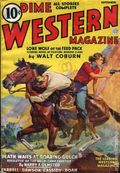 Dime Western Magazine (1932-1954 Popular Publications) Vol. 19 #1