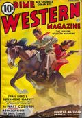 Dime Western Magazine (1932-1954 Popular Publications) Pulp Vol. 19 #3