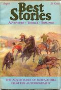 Best Stories of All Time (1925-1927 Clever Truths Publishing) Best Stories Pulp Vol. 5 #2