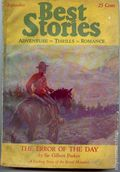 Best Stories of All Time (1925-1927 Clever Truths Publishing) Best Stories Pulp Vol. 5 #3