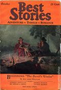 Best Stories of All Time (1925-1927 Clever Truths Publishing) Best Stories Pulp Vol. 5 #4