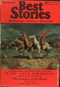 Best Stories of All Time (1925-1927 Clever Truths Publishing) Best Stories Pulp Vol. 5 #5