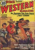Dime Western Magazine (1932-1954 Popular Publications) Vol. 21 #1