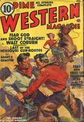 Dime Western Magazine (1932-1954 Popular Publications) Vol. 21 #4