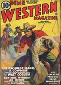 Dime Western Magazine (1932-1954 Popular Publications) Vol. 22 #1