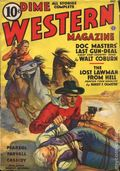 Dime Western Magazine (1932-1954 Popular Publications) Vol. 22 #2